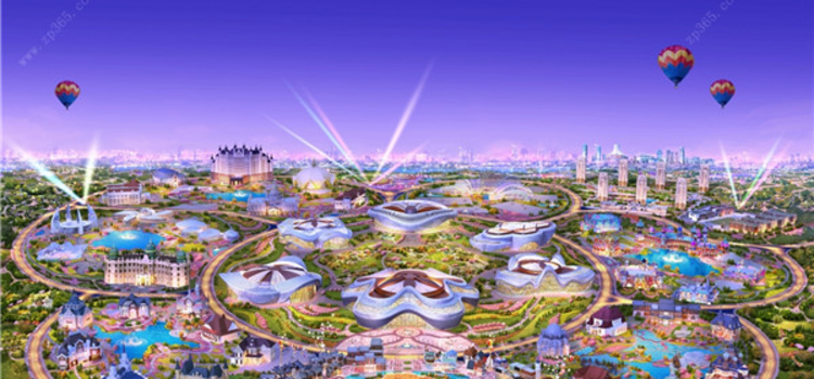 2.8万亩世界顶级文旅大城, 认筹即享开盘85折优惠, 单价仅4080元/㎡起 !