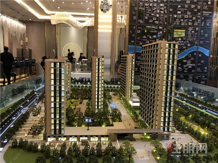 南宁首个纯复式住宅社区, 紧邻龙湖天街, 清一色30㎡精装户型